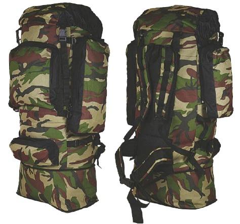 Рюкзаки 95 л рюкзак экспедиционный рюкзак экспедиционный средний бундесвер б/у art.-nr.91402200